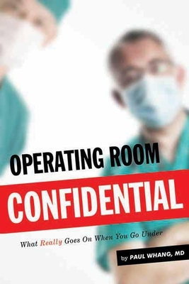 Operating Room Confidential Cover