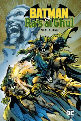 Batman Vs. Ra's Al Ghul Cover Image