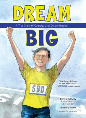 Dream Big: A True Story of Courage and Determination Cover Image