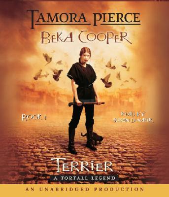 Terrier: The Legend of Beka Cooper #1 Cover Image