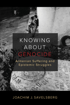 Cover for Knowing about Genocide