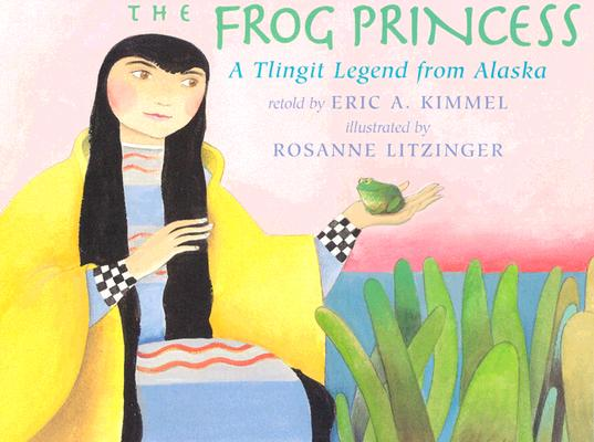 The Frog Princess Cover