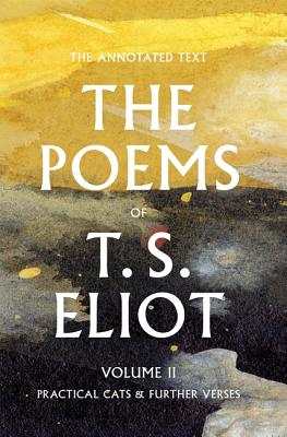 Cover for The Poems of T. S. Eliot, 2