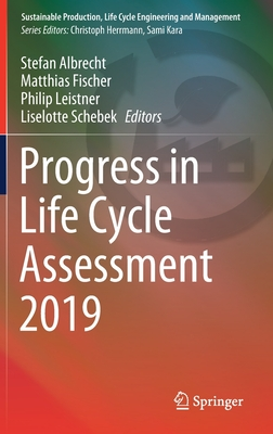 Progress in Life Cycle Assessment 2019 (Sustainable Production) Cover Image