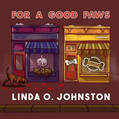 Cover for For a Good Paws Lib/E