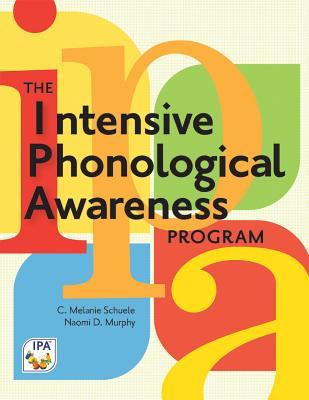 The Intensive Phonological Awareness (Ipa) Program Cover Image