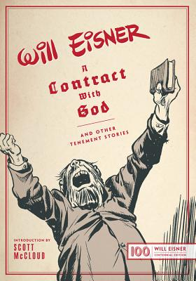 A Contract with God: And Other Tenement Stories Cover Image