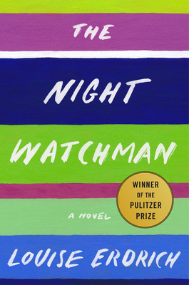 Night Watchman book cover