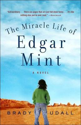 The Miracle Life of Edgar Mint Cover