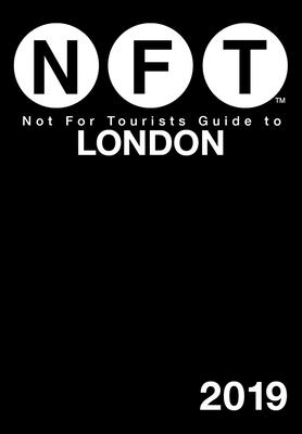 Cover for Not For Tourists Guide to London 2019