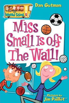 Miss Small Is Off the Wall! Cover Image