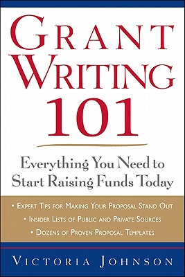Grant Writing 101: Everything You Need to Start Raising Funds Today Cover Image