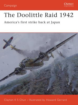 The Doolittle Raid 1942 Cover