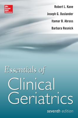 Essentials of Clinical Geriatrics (Lange Essentials) Cover Image
