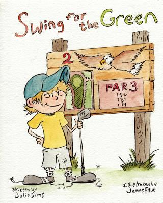 Swing for the Green Cover Image