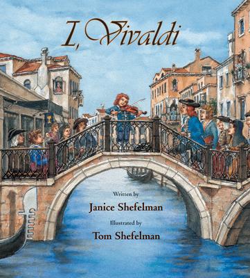 I, Vivaldi Cover