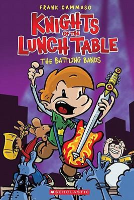 Battling Bands Cover