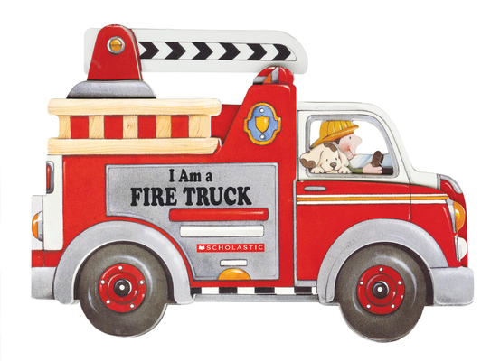 I Am a Fire Truck Cover Image