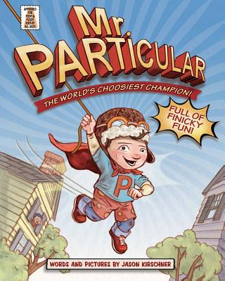 Cover for Mr. Particular