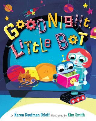 Goodnight, Little Bot Cover Image