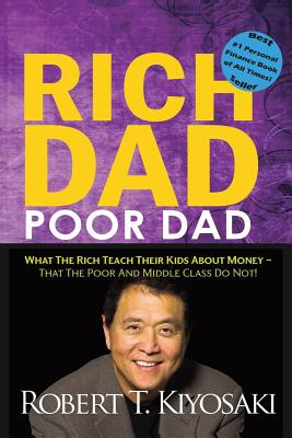Rich Dad Poor Dad Cover Image