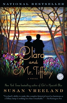 Clara and Mr. Tiffany (Paperback) By Susan Vreeland