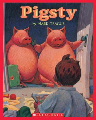 Pigsty [With Workbook and CD (Audio)] Cover Image