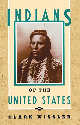 Indians of the United States Cover
