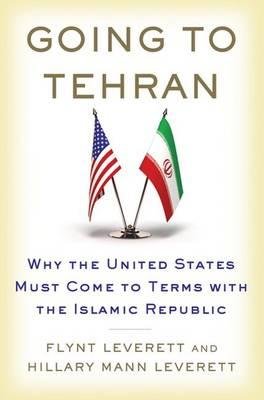 Going to Tehran Cover