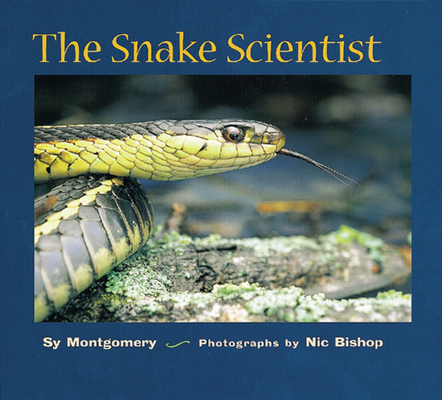 The Snake Scientist Cover