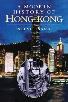 Cover for A Modern History of Hong Kong