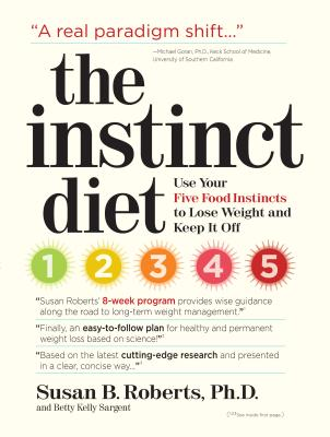 The Instinct Diet Cover