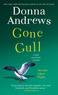 Gone Gull: A Meg Langslow Mystery (Meg Langslow Mysteries #21) Cover Image
