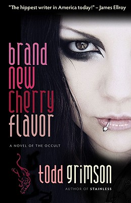 Cover for Brand New Cherry Flavor