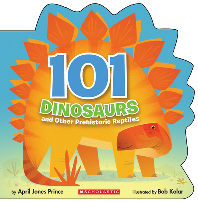Cover for 101 Dinosaurs