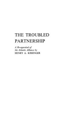 The Troubled Partnership Cover