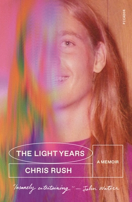 The Light Years: A Memoir Cover Image