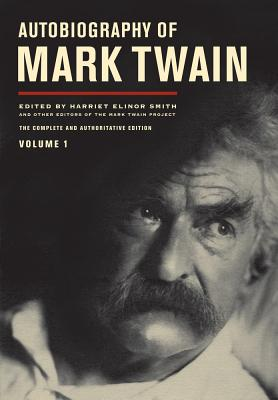 Autobiography of Mark Twain, Volume 1 Cover