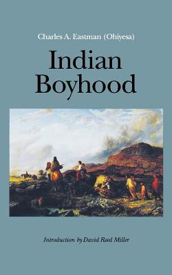 Indian Boyhood Cover
