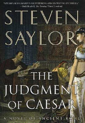 The Judgment of Caesar Cover