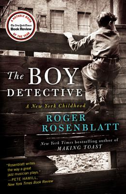 The Boy Detective: A New York Childhood Cover Image