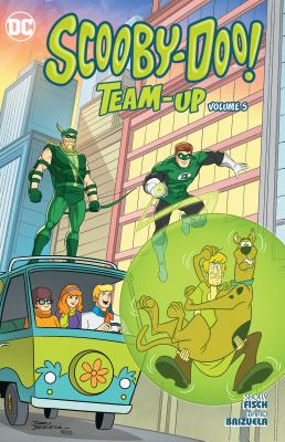 Scooby-Doo Team-Up Vol. 5 Cover Image