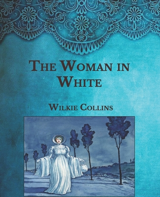The Woman in White: Large Print Cover Image