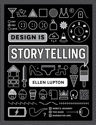 Design Is Storytelling Cover Image