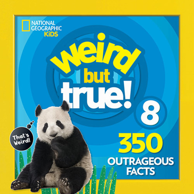Weird But True 8: Expanded Edition Cover Image