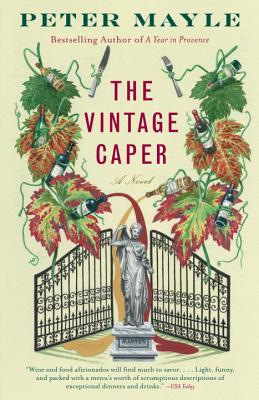 The Vintage Caper Cover Image