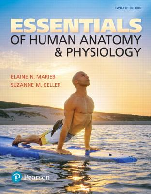 Essentials of Human Anatomy & Physiology Plus Mastering A&p with Pearson Etext -- Access Card Package (Masteringa&p) Cover Image