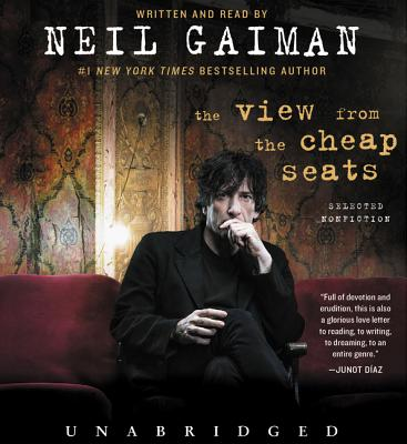 The View from the Cheap Seats CD: Selected Nonfiction Cover Image