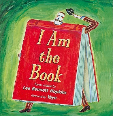 I Am the Book Cover
