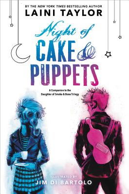 Night of Cake & Puppets (Daughter of Smoke & Bone) Cover Image